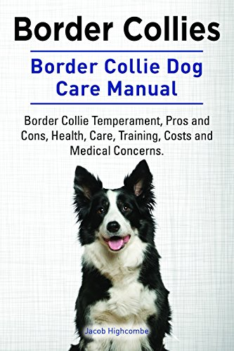 border collie taining manual jacob highcombe